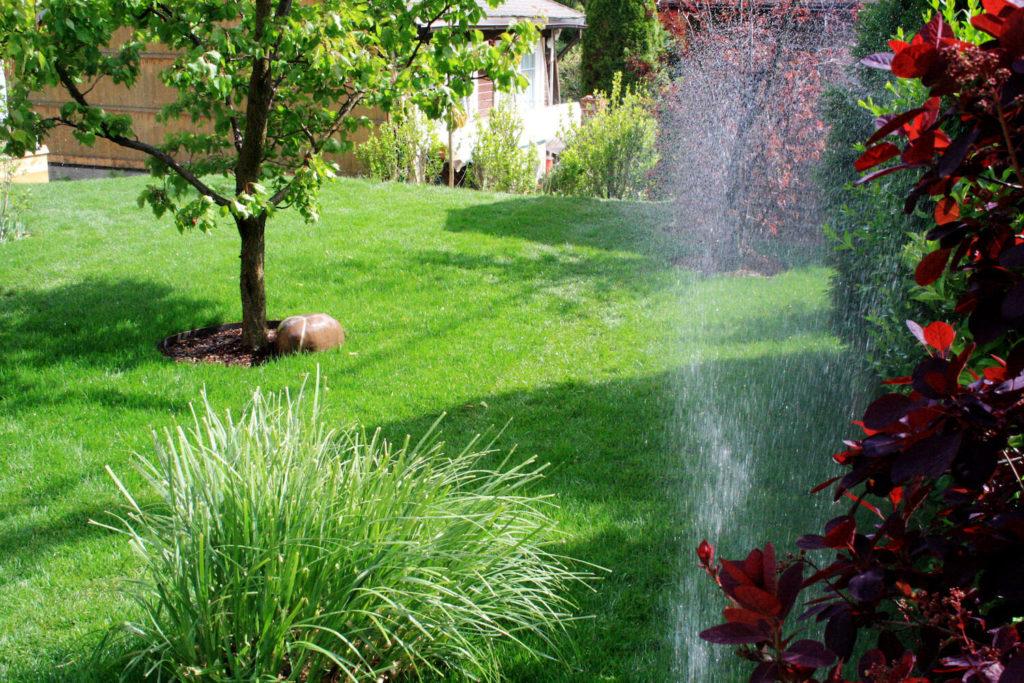 Garten Bewässerung