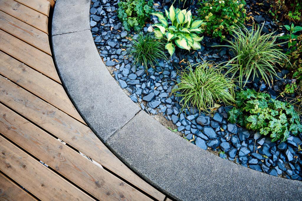 Gastgarten tulpenbaum holzbau gartengestaltung for Gartengestaltung 1230 wien